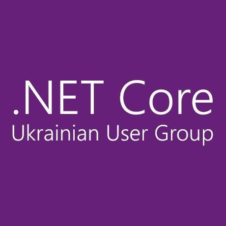 .NET Core Ukrainian User Group
